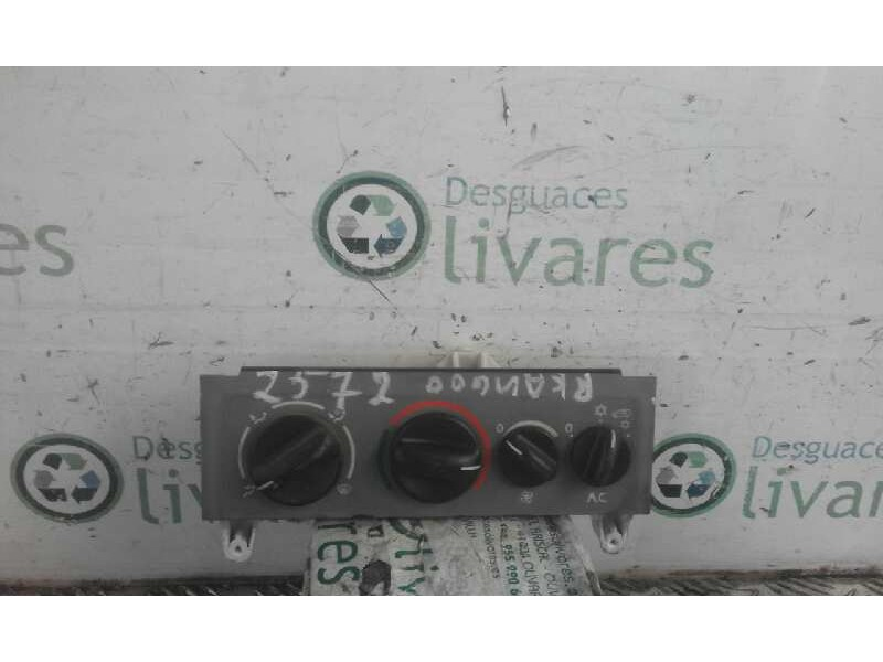 Recambio de mando calefaccion / aire acondicionado para renault kangoo (f/kc0) 1.9 dti diesel       0.97 - ...   1997   80 cv /