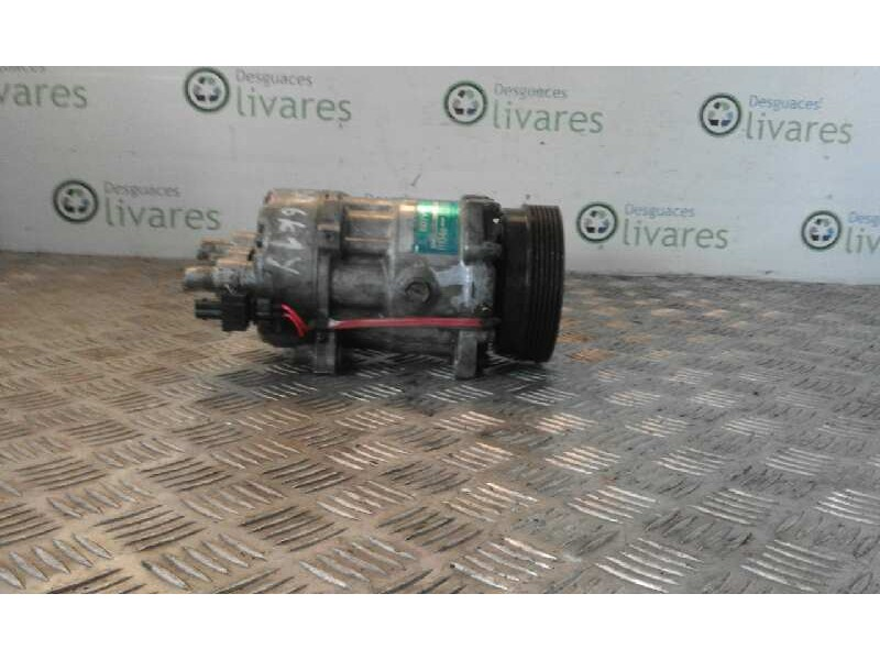 Recambio de compresor aire acondicionado para seat ibiza (6k)    |   0.93 - 0.99 | 1993 - 1999 referencia OEM IAM 119920192 SD7V
