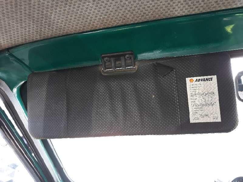 Recambio de parasol izquierdo para seat marbella ce   |   06.95 - 12.98 | 1995 - 1998 | 41 cv / 30 kw referencia OEM IAM SE02855