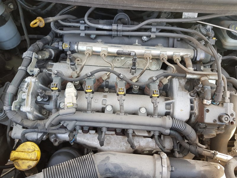 Recambio de motor completo para opel corsa d 1.3 16v cdti cat (z 13 dth / l4i)   |   0.06 - ... | 2006 | 90 cv / 66 kw referenci
