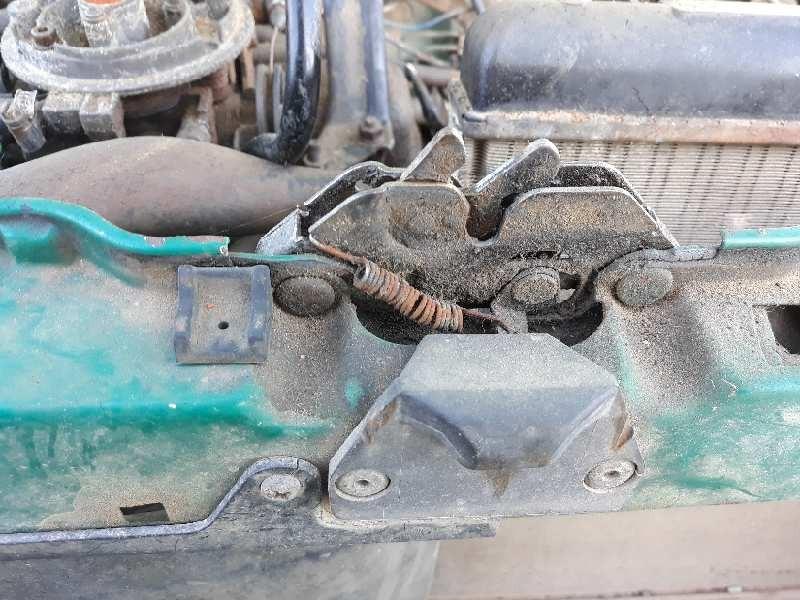 Recambio de cerradura capot para seat marbella ce   |   06.95 - 12.98 | 1995 - 1998 | 41 cv / 30 kw referencia OEM IAM SE0285597